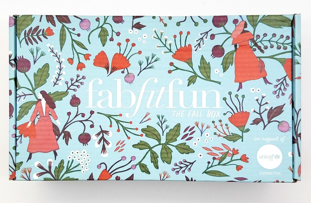 Enter for your chance to win FabFitFun Fall Box valued between $377.50 to $392.45