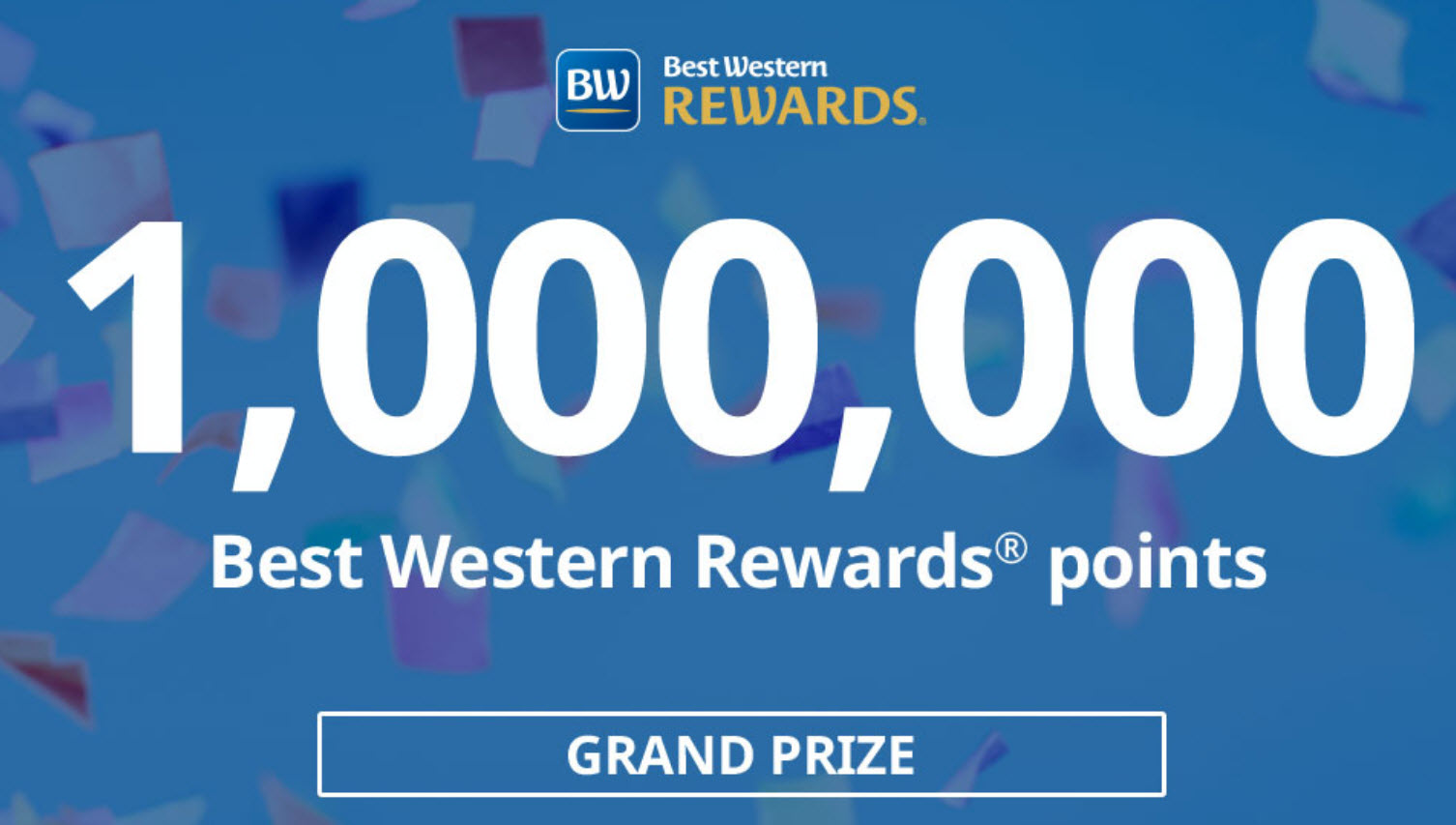 SWEETIES PICK! Best Western Black Friday Instant Win Game (150,000+ Prizes) - Bets Western is giving away over 150,000 FREEBest Western Rewards Points in theirBlack Friday Instant Win Game
