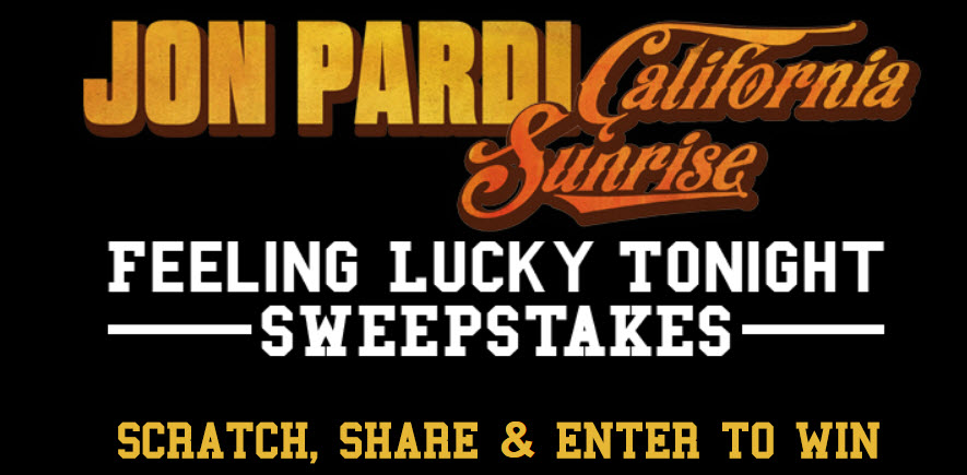 Jon Pardi Lucky Tonight Instant Win Game (41 Prizes) - Play theJon Pardi Lucky Tonight Instant Win Game for a chance to win instant prizes daily, plus enter a sweepstakes for a chance to win the grand prize!