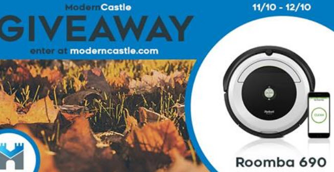 WIN an iRobot Roomba 690 Robot Vacuum valued at $325