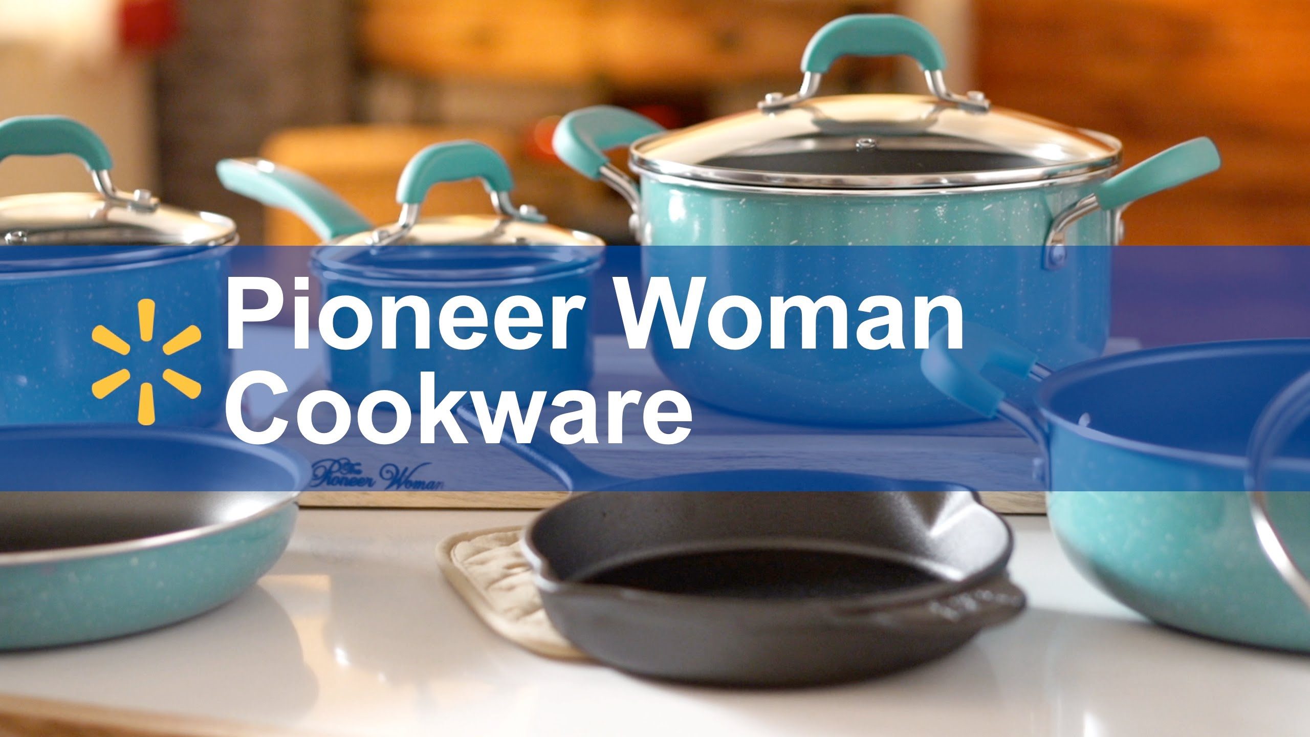 Enter for a Chance to Win a Set of Cookware from The Pioneer Woman, Ree Drummond!