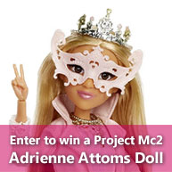 Enter for your chance to win an Adrienne's Lemon Soap Experiment Doll from Netflix show, Project Mc2 from QueensNYCMom http://www.queensnycmom.com/2017/11/giveaway-hot-holiday-project-mc2.html