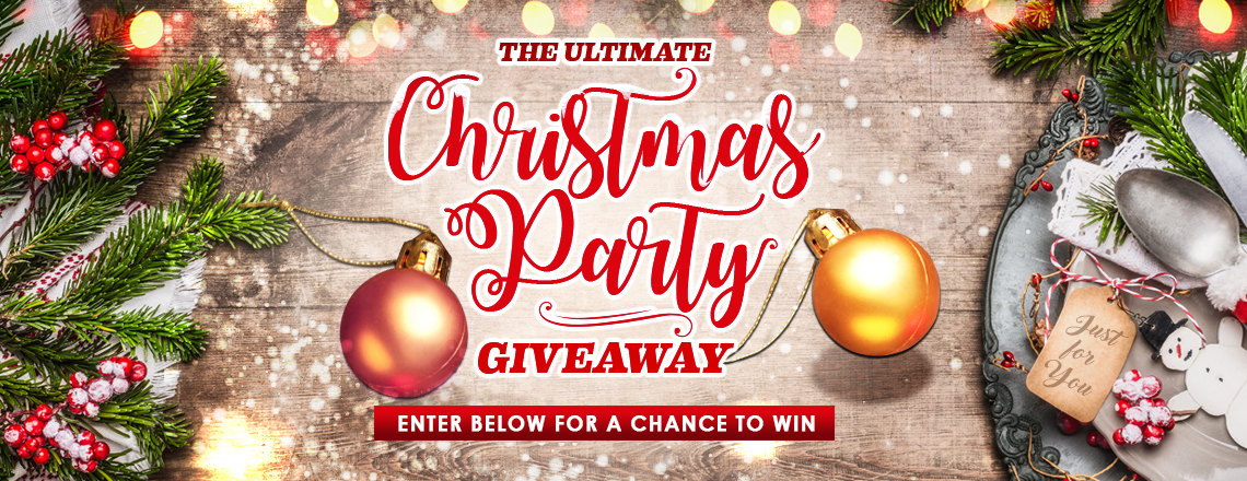 QUICK ENDING! ScentSicles wants to help you throw the Ultimate Christmas Party. One lucky grand prize winner will receive $1,500 in cash, a $500 Whole Foods gift card and ScentSicles gift pack. Thirteen other winners will cash and ScentSicles gift packs