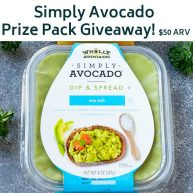 Simply Avocado Giveaway