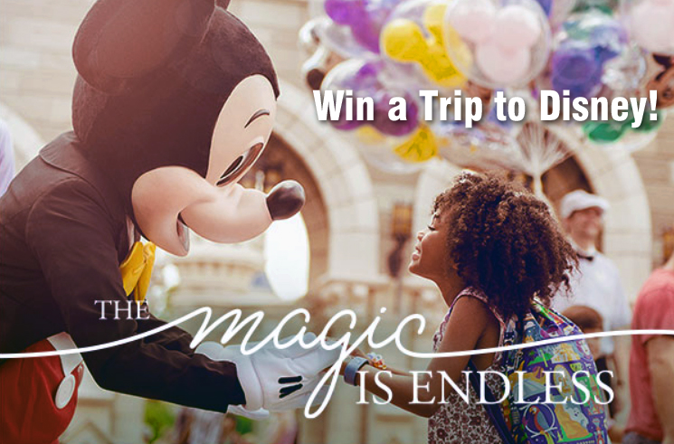 Bass Pro is giving away 5Walt Disney World Resort Vacations for winner and three guests