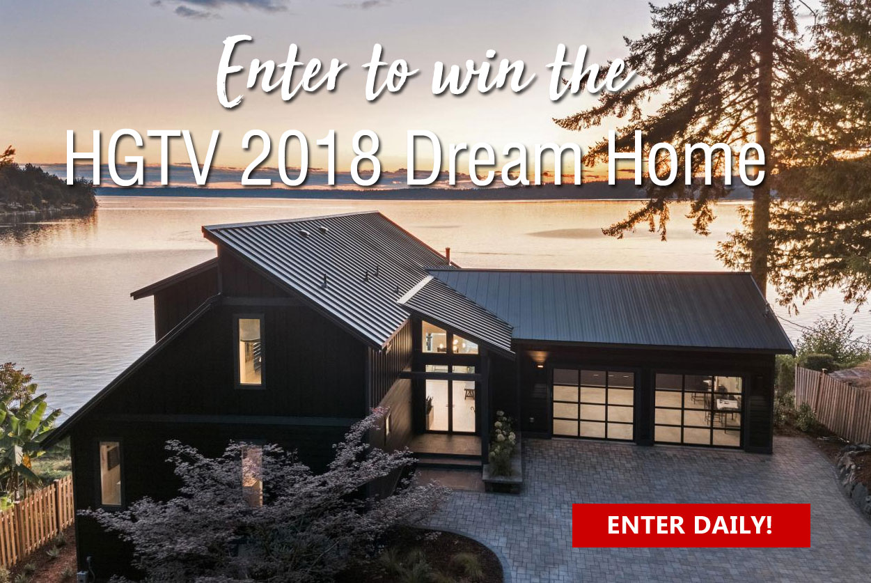 HGTV Dream Home 2018 Giveaway 226 2PPD21
