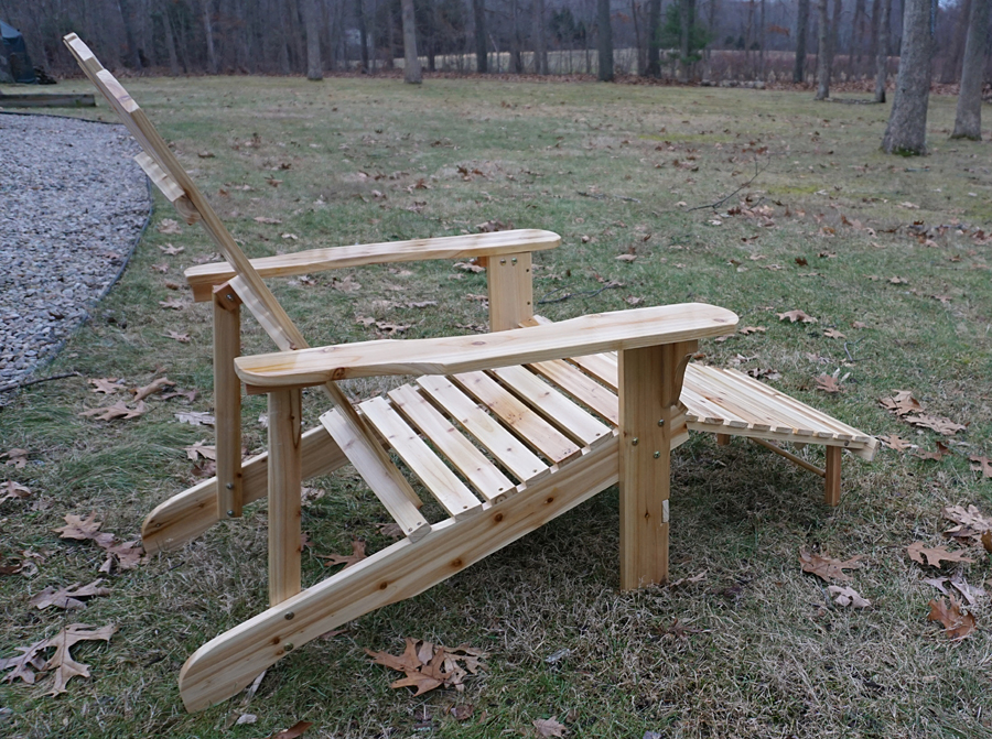 Win a VIVA Home Wooden Adirondack Chair from SweetiesSweeps.com