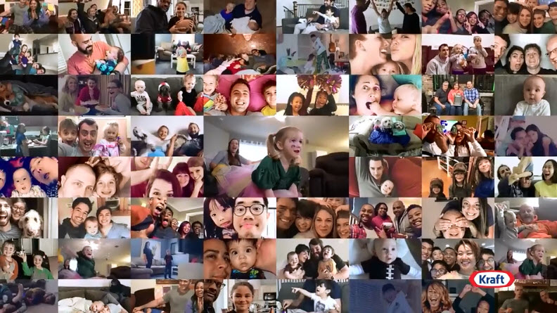Kraft Wants to Feature Your Family Photos In Their Super Bowl Ad