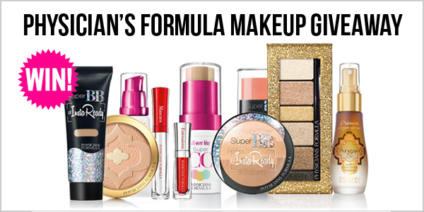 Win Physician's Formula makeup products