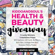 Enter for your chance to win one of 5 glorious prizes, from BuffBoxx, Bulu Box, Orange Peel Box, Rose War Panty Power and $35 Sephora Gift Card