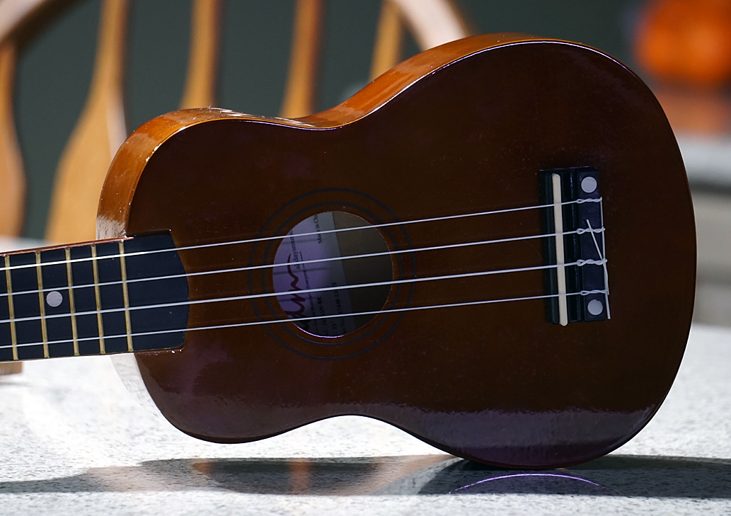 Enter to win a Free ADM Soprano Ukulele from Sweeties Sweeps
