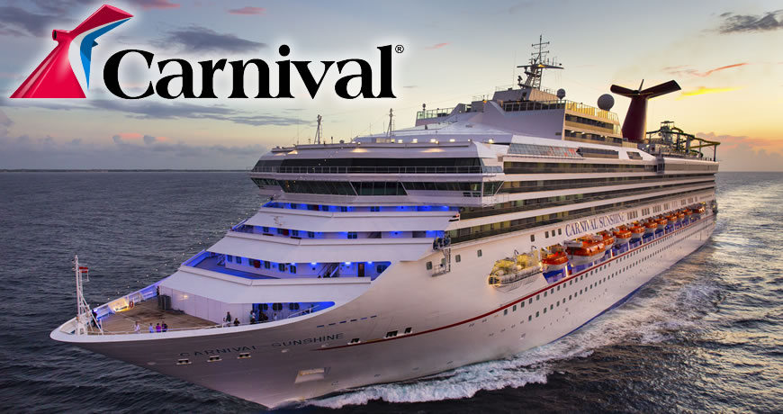 Coca-Cola Carnival Cruise Line Sweepstakes 3/16 50PP21