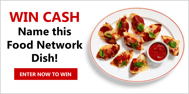 Food network magazine name this dish contest Food network recipes