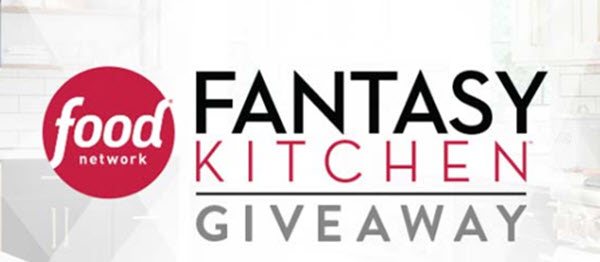 Enter the Food Network $250,000 Fantasy Kitchen Sweepstakes twice daily for a chance to win $250,000 towards the kitchen of your dreams.