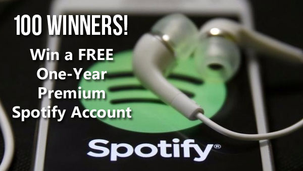 Enter the Kelloggs PopTarts More Frosting More Better Giveaway for your chance to win 1 of 100 Free Spotify Premium one-year accounts