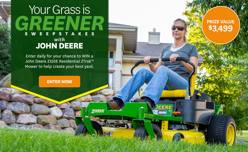 better homes and gardens john deere sweepstakes better homes and gardens john deere mower sweepstakes 7 15 4304