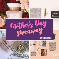 Kiddo and Soul Mother's Day Giveaway