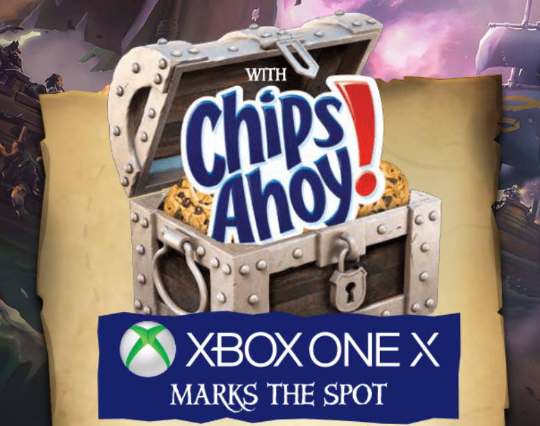 Kids Monthly Calendar : Chips ahoy xbox sweepstakes prizes