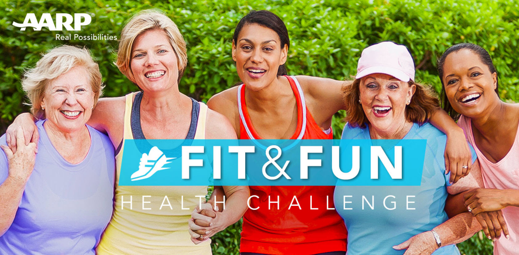 Enter the AARP Fit & Fun Health Sweepstakes (Daily Winners)