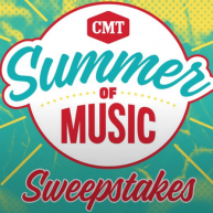 Enter the CMT Bar-S Summer of Music Sweepstakes (144 Bi-Weekly Winners). Details Here