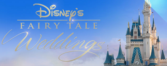 Disney's Fairy Tale Weddings TV Sweepstakes