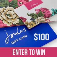 Win a $100 Joules Gift Card
