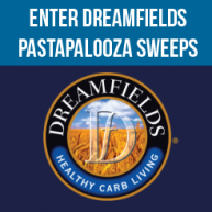Enter Dreamfields Pastapalooza Sweeps