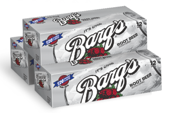 Barq's 120th Anniversary Sweepstakes Code Option