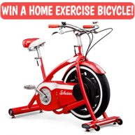 Enter to win a Schwinn Classic Cruiser Exercise Bike valued at $499.