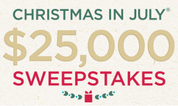 Christmas In July Qvc.Qvc Christmas In July Instant Win Game Sweetiessweeps Com