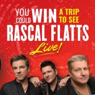 Hostess Rascal Flatts Sweepstakes