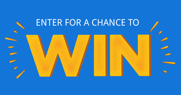 Enter to win cash and prizes
