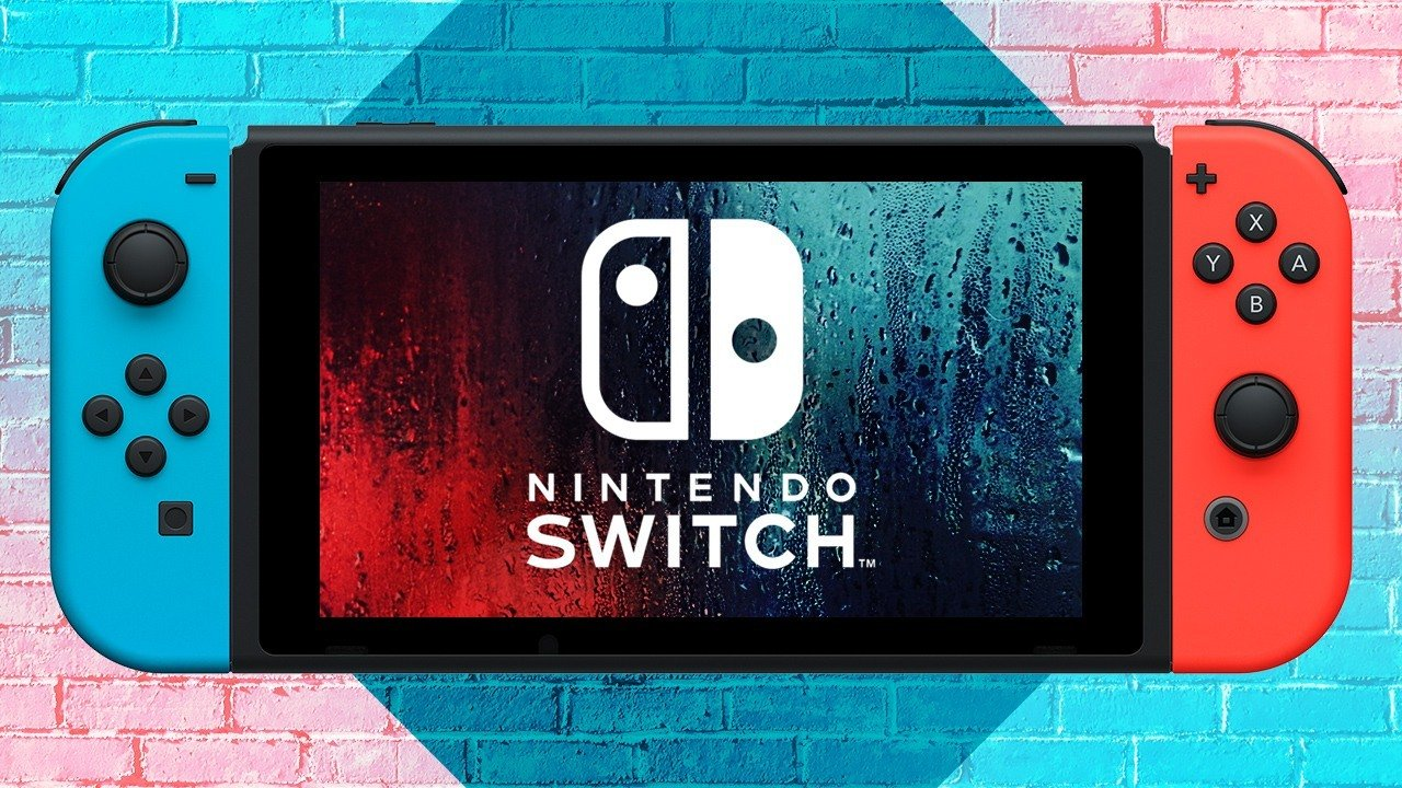 Enter to win a Nintendo Switch system