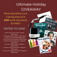 Wine Lovers Giveaway