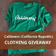 Calilovers Clothing Giveaway