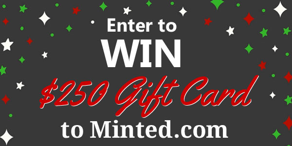 Minted Gift Card Giveaway