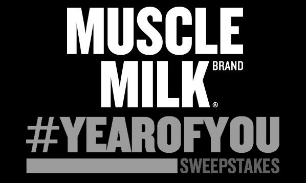Muscle Milk Brand Yearofyou Instant Win Game