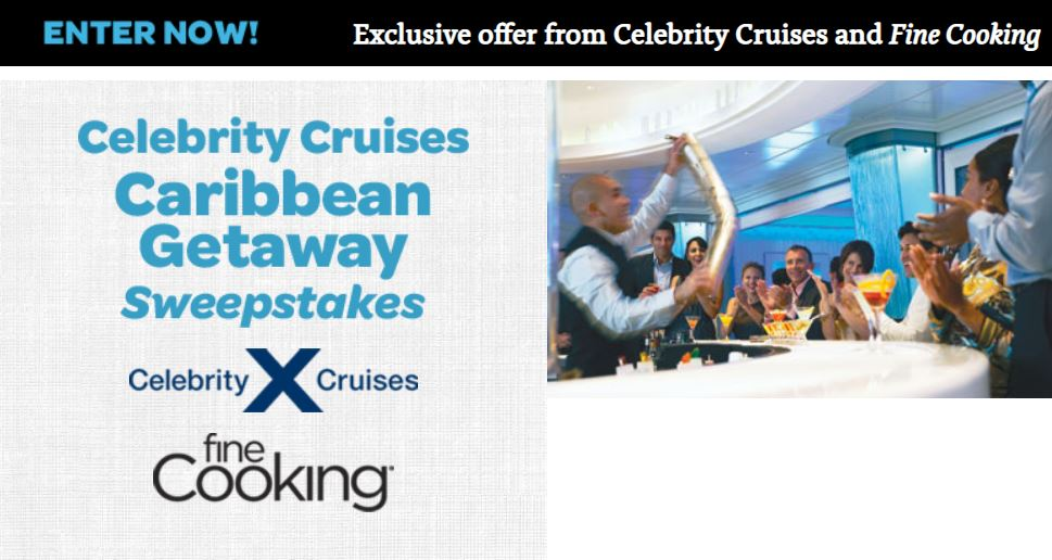 The Celebrity Revolution Sweepstakes - Cruise Critic