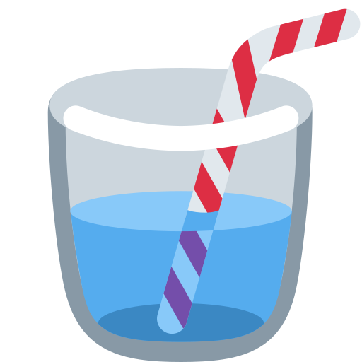 official straw emoji
