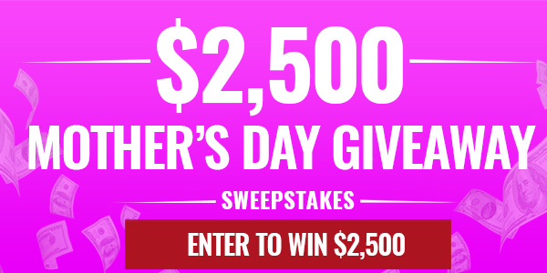 Money Talks News $2,500 Mother's Day Giveaway