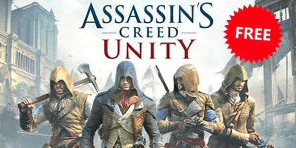 Assassin's Creed Unity FREE PC Game Download