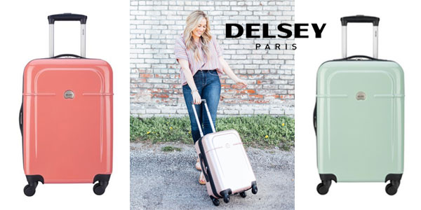 Delsey Spinner Luggage Giveaway