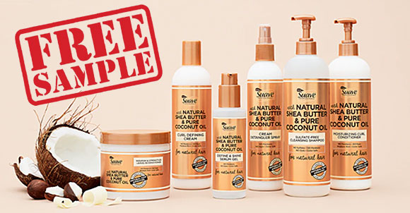 FREE Suave Professionals for Nature Hair Sample