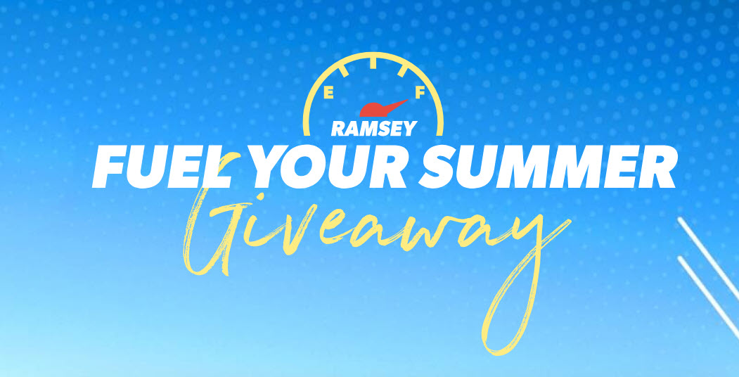 WIN CASH! Dave Ramsey Fuel Your Summer Giveaway | SweetiesSweeps com