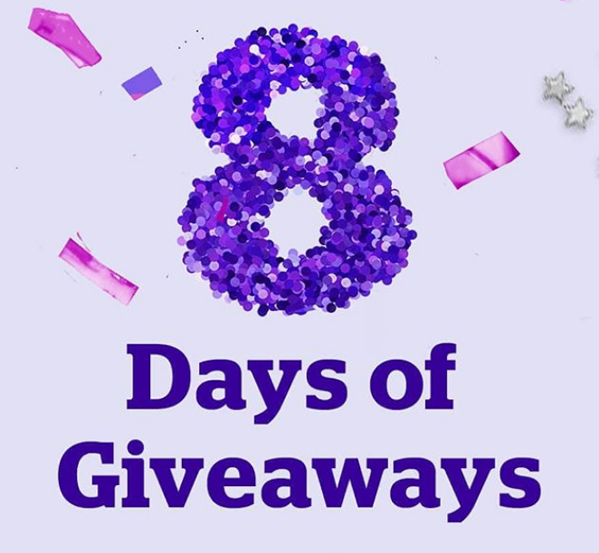 Follow Ebates on Instagram for your chance to win amazing prizes from Lululemon, Clarisonic, GoPro, Tory Burch, Cuisinart, YETI and more.