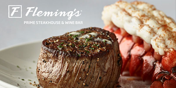 Hurry, because this giveaway ends soon! Enter for your chance to win a $100 Fleming's Steakhouse Gift Card that is good at any Fleming's Prime Steakhouse and Wine Bar location.