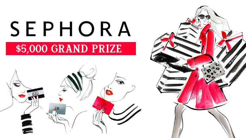 what is sephora sweepstakes