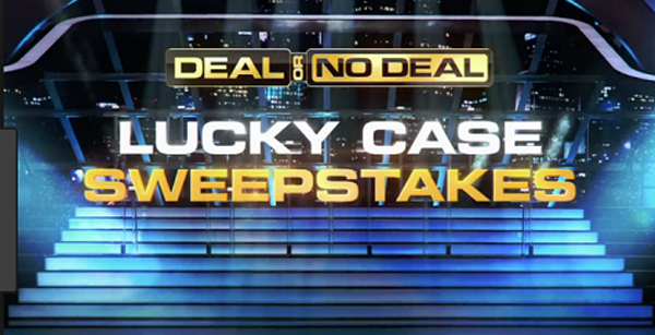 Sweepstakes - Deal or No Deal - Home | CNBC Prime