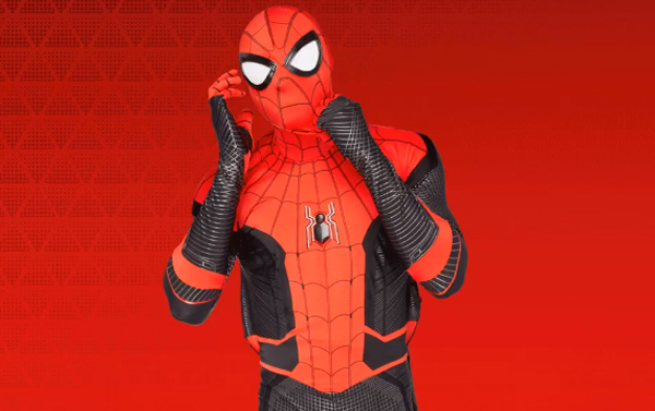 Want to score a Limited-Edition Doritos Spidey Suit? Share what super power Doritos gives you using #IncognitoDoritos #Entry for the chance to win!
