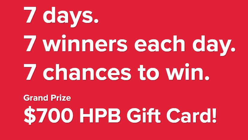 Vote to win bookish Out of Print Accessories & a Grand Prize$700 Half Price Books Gift Card!